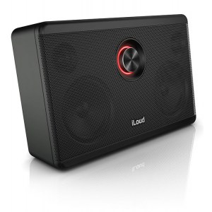 IK MULTIMEDIA iLoud BLK Bluetooth-Lautsprecher, Monitorsystem