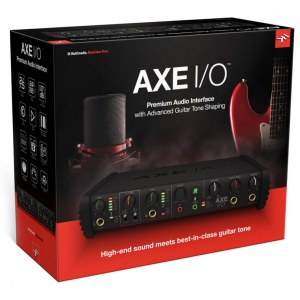 IK MULTIMEDIA AXE I/O USB2.0 Audio-Interface