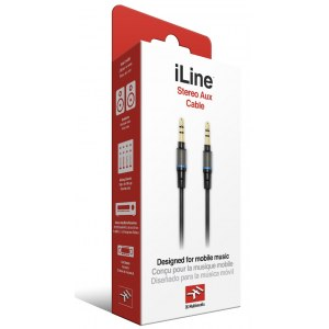 IK MULTIMEDIA iLine Stereo Aux Cable Adapterkabel