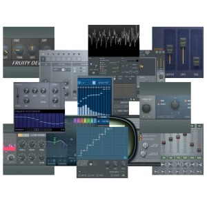 IMAGE LINE Juice Pack 2.0 Bundle Plug-In VST Downloadversion