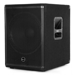 INVOTONE AS15SA (aktiv) 350Watt/15Zoll PA-Subwoofer
