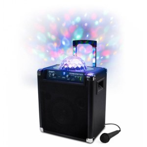 ION Block Party Live Akku 50Watt Bluetoooth-Lautsprechersystem