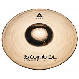 ISTANBUL AGOP Xist Brilliant Splash Cymbal 10 Xist Becken, brilliant