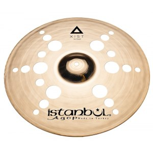 ISTANBUL AGOP Xist Brilliant ION Crash Cymbal 18 Xist Becken, brilliant