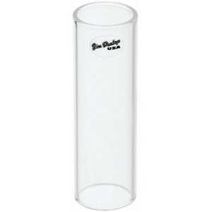JIM DUNLOP 203 Glass Slide 22x25x69mm Glas Bottleneck Slide, large