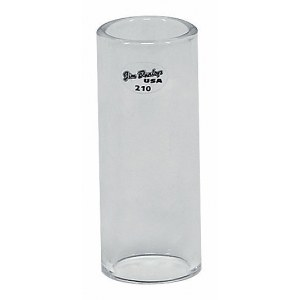 JIM DUNLOP 210 medium wall 20x25x60 mm Glas Bottleneck Slide, medium
