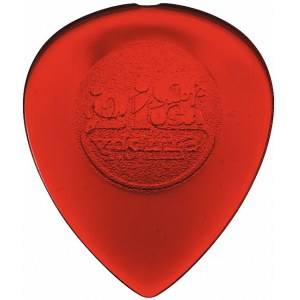 JIM DUNLOP 475 Big Stubby Jazz Player 1,00mm Plektrum, rot (Stück)