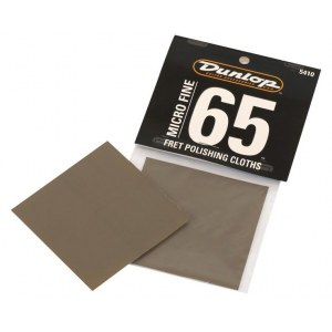 JIM DUNLOP 5410 Micro Fine Fret Polishing Cloth Politurtuch für Bünde