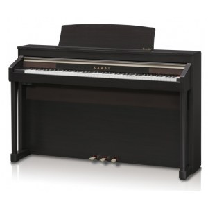 KAWAI CA 97 PR Grand Feel II Digitalpiano, premium rosenholz