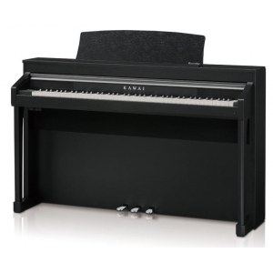 KAWAI CA 97 PSS Grand Feel II Digitalpiano, premium schwarz satiniert