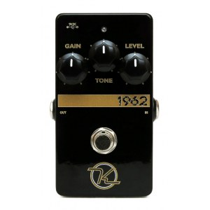 KEELEY 1962 British Overdrive Effektpedal