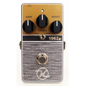 KEELEY 1962X 2-Mode Limited British Overdrive Effektpedal