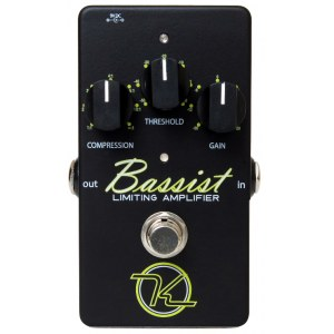 KEELEY Bassist Compressor Bass Effektpedal
