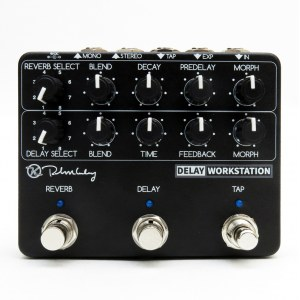 KEELEY Delay Workstation Effektpedal