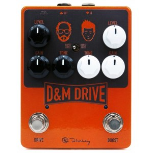 KEELEY DM Drive Overdrive / Boost Effektpedal