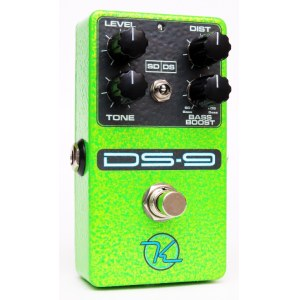 KEELEY DS-9 Distortion Effektpedal