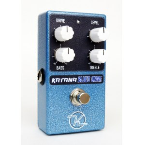 KEELEY Katana Blues Drive Overdrive Effektpedal