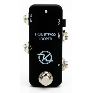 KEELEY Looper True Bypass Loop Schalter