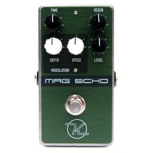 KEELEY Magnetic Echo Delay Effektpedal