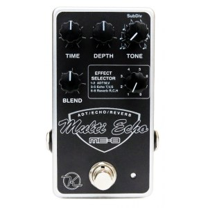 KEELEY ME-8 Multi Echo Effektpedal
