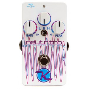 KEELEY Neutrino Envelope Filter/Auto Wah Effektpedal