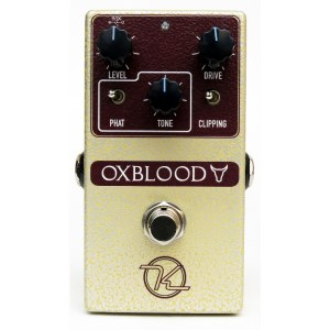 KEELEY Oxblood Overdrive Effektpedal