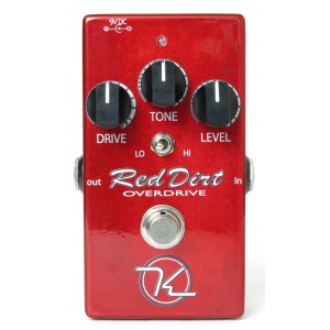 KEELEY Red Dirt Overdrive Effektpedal