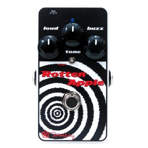 KEELEY Rotten Apple OpAmp Fuzz Effektpedal