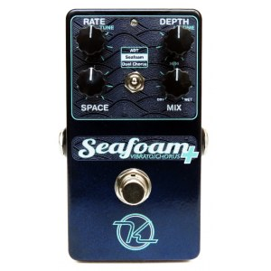 KEELEY Seaform Plus Chorus Effektpedal