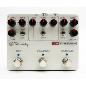 KEELEY Tone Workstation Multi-Effektpedal