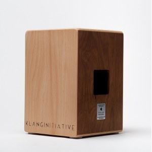 KLANGINITIATIVE Popular Cajon, natur