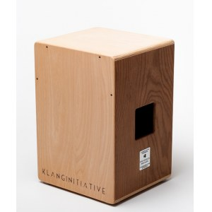 KLANGINITIATIVE Profession Dual Cajon, natur