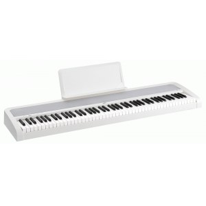 KORG B-1 WH Stagepiano, weiss