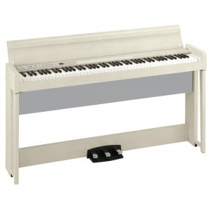 KORG C1 Air WA Concert Digitalpiano, white ash