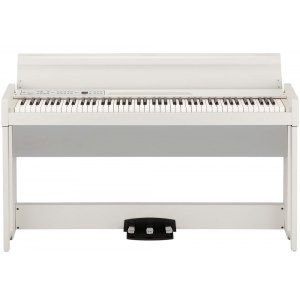KORG C1 Air WH Concert Digitalpiano, weiss