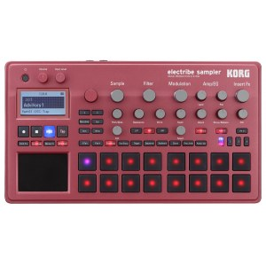 KORG Electribe 2R Red Music Production Station Synthesizer