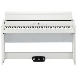 KORG G1 Air WH Concert Digitalpiano, Bluetooth, weiss