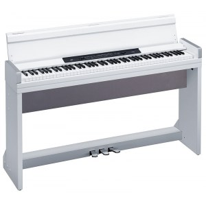 KORG LP-380 WH Slim Line Digitalpiano, weiss
