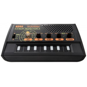 KORG monoTron Delay Analog Ribbon Synthesizer mit Space-Echo
