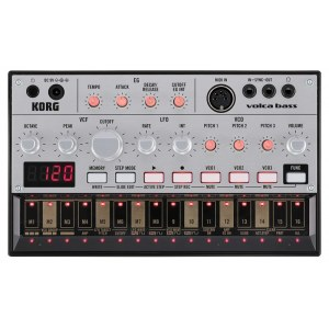 KORG Volca Bass Analoger Bass Synthesizer
