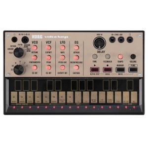 KORG Volca Keys Analoger Loop-Synthesizer