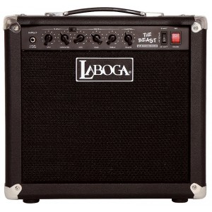 LABOGA The Beast Combo 15Watt/10Zoll Vollröhren-Gitarrencombo