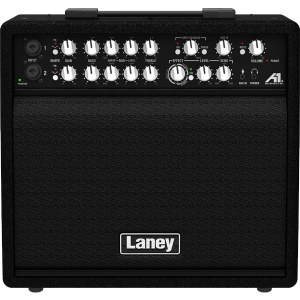 LANEY A-1+ Acoustic Performance Combo 80Watt/8Zoll Akustikverstärker - Classic British Amplification!