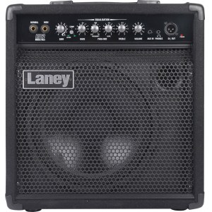 LANEY RB-2 Richter Combo 30Watt/10Zoll Bassverstärker - Classic British Amplification!
