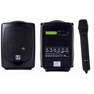 LD-SYSTEMS RB-65 Roadboy 65 Vocal, 30Watt Das ideale System für Redner und Entertainer!