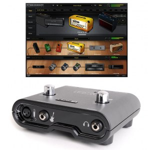 LINE 6 POD Studio UX-1 USB 2.0 Audio/MIDI Interface