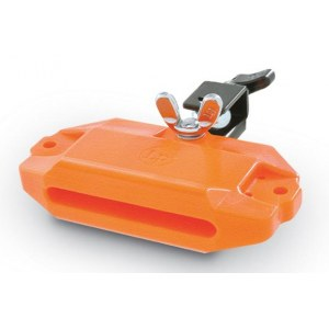 LP 1204 Highest Pitch Jam Block mit Halter, orange