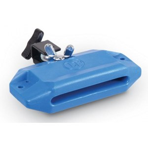 LP 1205 High Pitch Jam Block mit Halter, blau