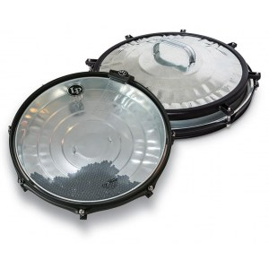 LP 1601 RAW Series Trash Snare 14 Zoll Effekt-Snaredrum