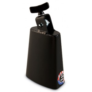 LP 204-A Cowbell Black Beauty Kuhglocke, schwarz